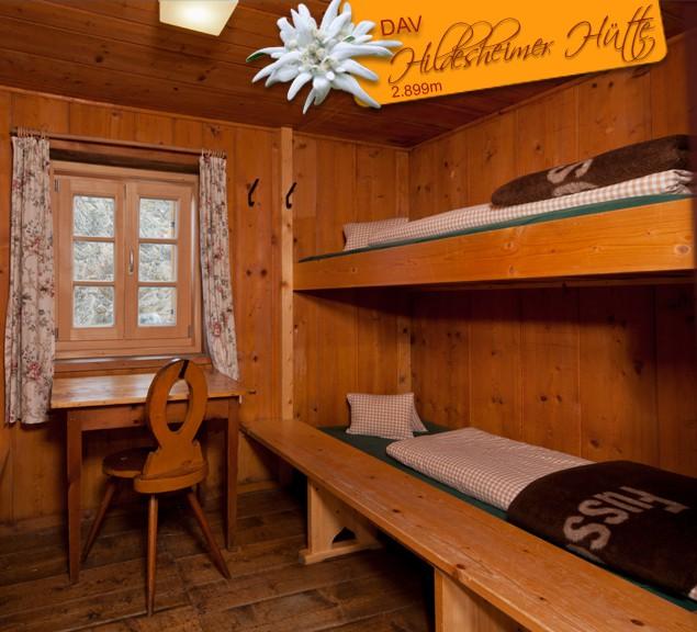 Preise hildesheimer hütte 2.899 m   stubaier alpen